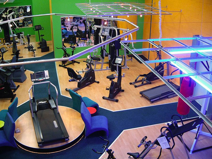 FitnessWorld Showroom Cape Town
