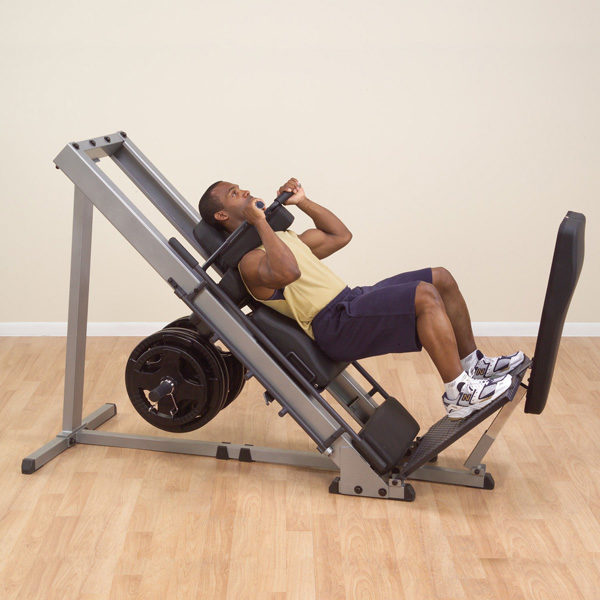 GLPH1100 Leg Press and Hack Squat