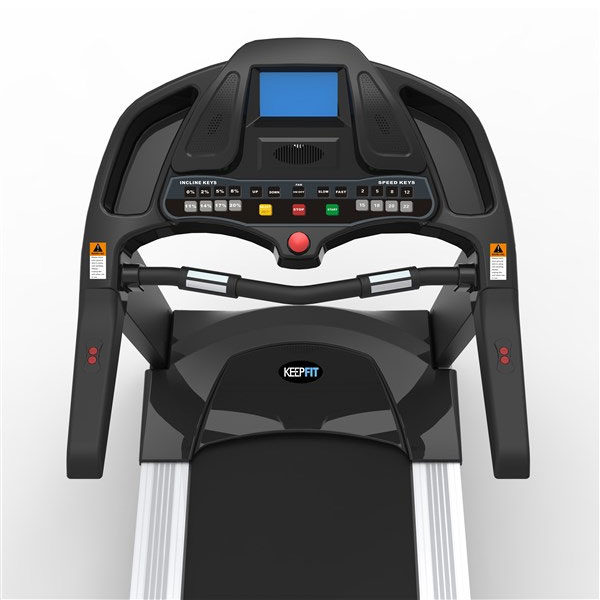 KeepFit 7200 Treadmill Console