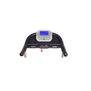 Phantom 3HP Treadmill Console