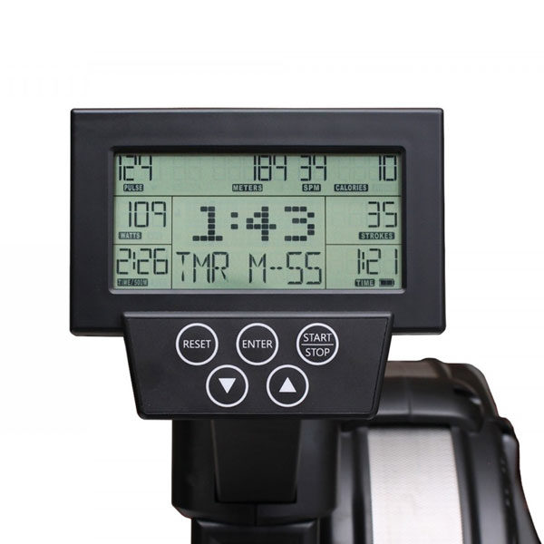 Xebex Air Rower Console