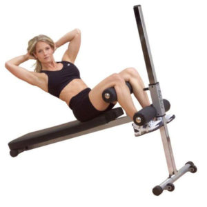 Body-Solid Adjustable Ab Board