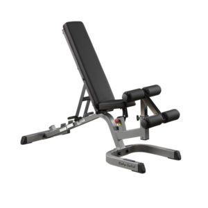Body-Solid Flat Inline Decline Bench GFID71