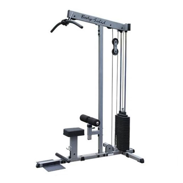 Bowflex Revolution Seated Lat Row: Body-Solid Lat Pulldown & Seated Row