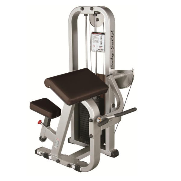 Body-Solid Pro Club Bicep Curl Machine