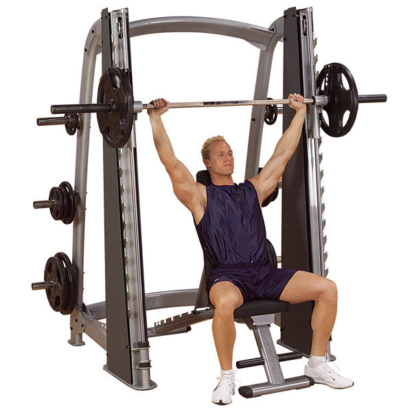 Body-Solid Pro Club Counter-Balanced Smith Machine