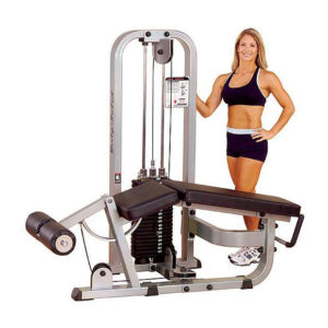 Body-Solid Pro Club Leg Curl Machine