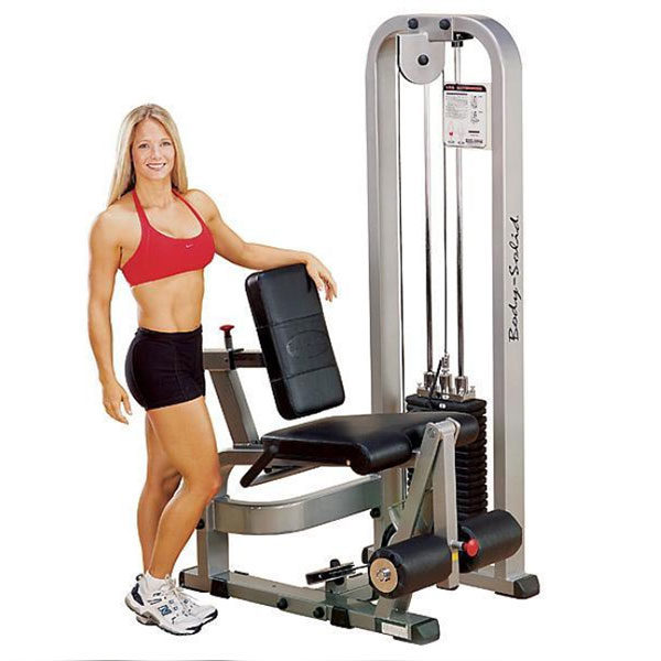 Body-Solid Pro Club Leg Extension Machine