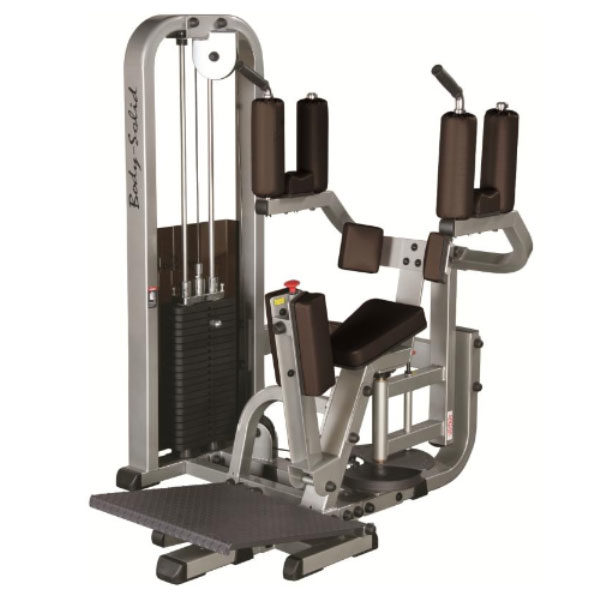Body-Solid Pro Club Rotary Torso Machine