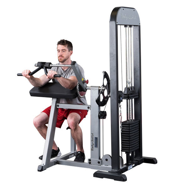 Body-Solid Pro Select Biceps and Triceps Machine