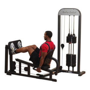 Body-Solid Pro-Select Leg and Calf Press Machine