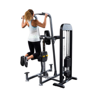 Body-Solid Pro-Select Weight-Assisted Chin-Dip Machine