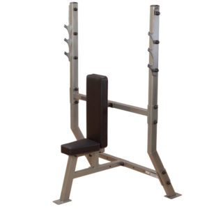 Body-Solid SPB368G Shoulder Press Olympic Bench