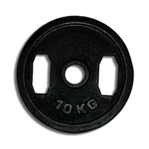 Cast Iron Olympic Weight Plate