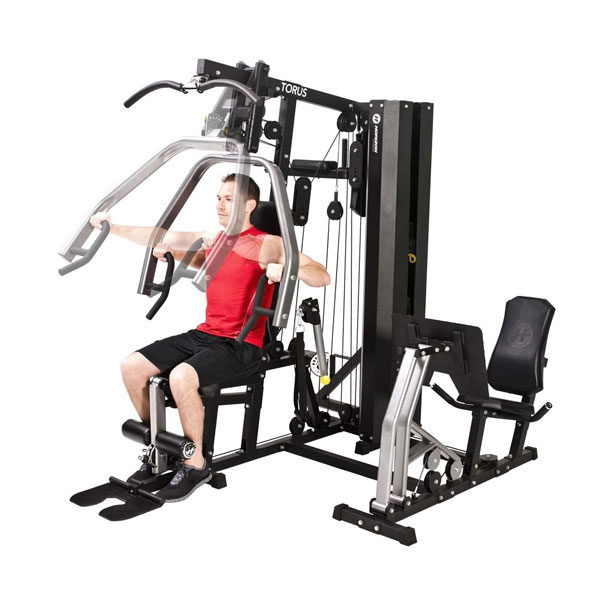 Horizon Torus 5 Arm Press
