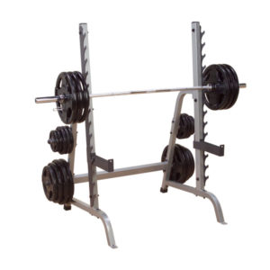 Multi-Press and Squat Rack GPR370