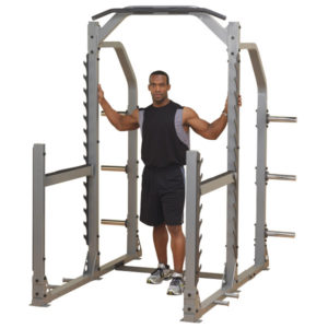 Multi Squat Rack SMR1000