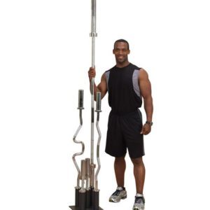 Body-Solid Olympic Bar Holder