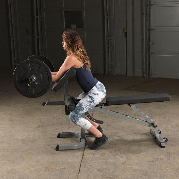 Body Solid Flat Incline Decline Bench Gfid31 Fitnessworld