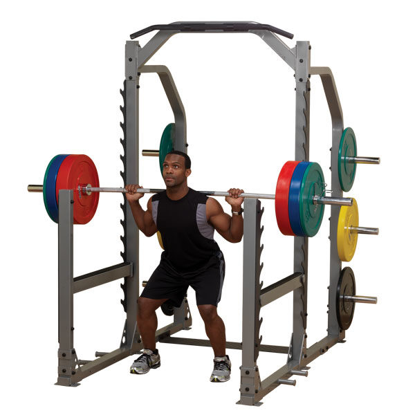 Body-Solid Pro Club Multi Squat Rack
