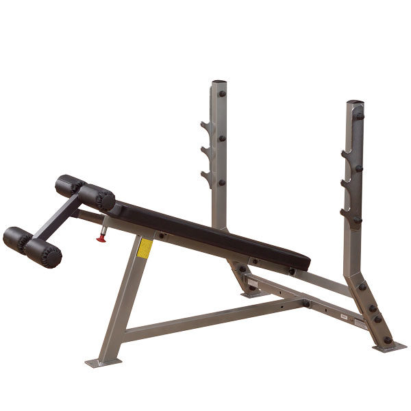 Body-Solid SDB351G Decline Olympic Bench