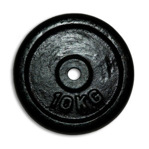 Standard Cast Iron Weight Plate