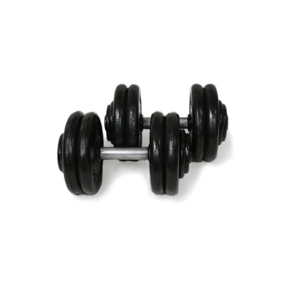 Welded Fixed Dumbbells