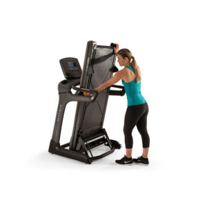 Matrix TF30Treadmill Folded