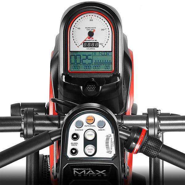 Bowflex Max Trainer M3i Console